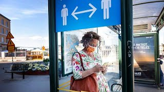 Is Sweden's coronavirus strategy working after all?