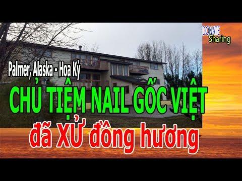 """CHỦ TIỆM NAIL GỐC VIỆT đ""""ã X""""Ử đồ'ng hư'ơng"""