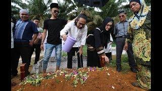 Mawi reda pemergian ibu tercinta