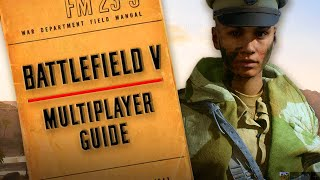 Battlefield V - 5 Tips To Help Your Squad Succeed