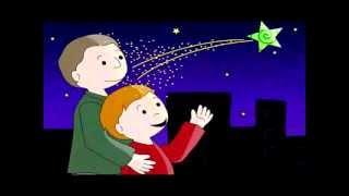 Lluvia de estrellas. Cuento Infantil.