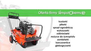 Sprzęt ogrodniczy pilarki kosiarki Łódź Simpol