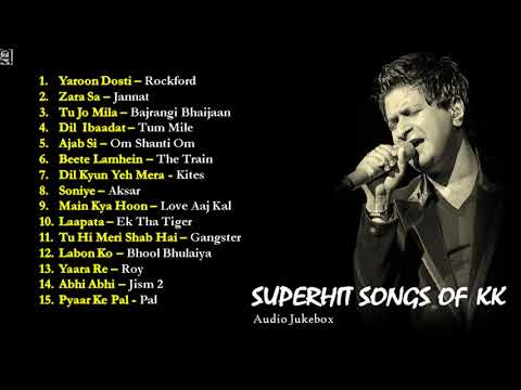 Best of KK | Superhit KK Songs | Audio Jukebox | New