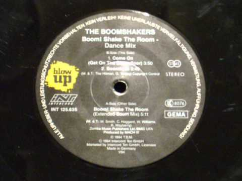 Boom (shake the room) -  The Boomshakers