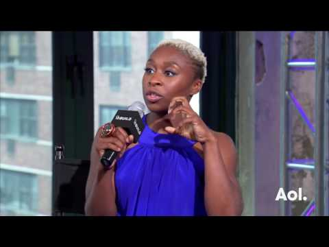 "Cynthia Erivo On ""The Color Purple"" 