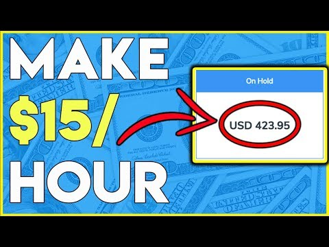 Make Money Online 2019 (Google Money)
