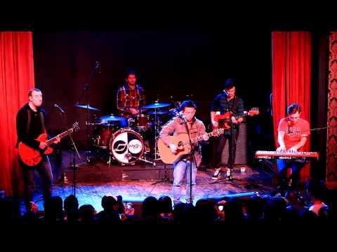 David Choi - So Weightless (2012 Fall Tour - LIVE IN TORONTO)