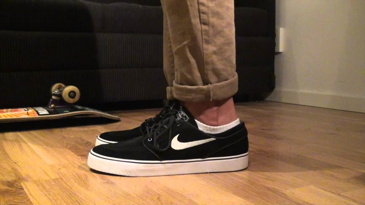 nike stefan janoski on feet