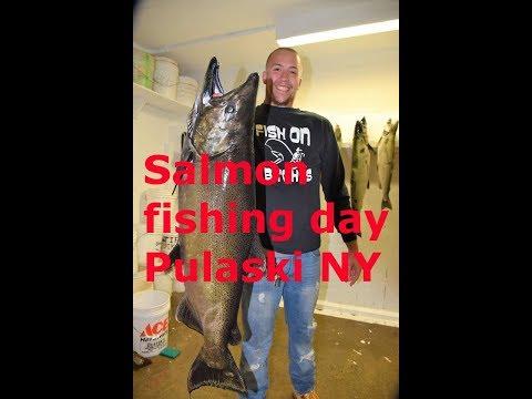 Fishing Salmon River Pulaski Ny