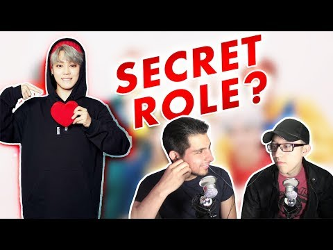 GUYS REACT TO 'Jimin's Secret Role in BTS'