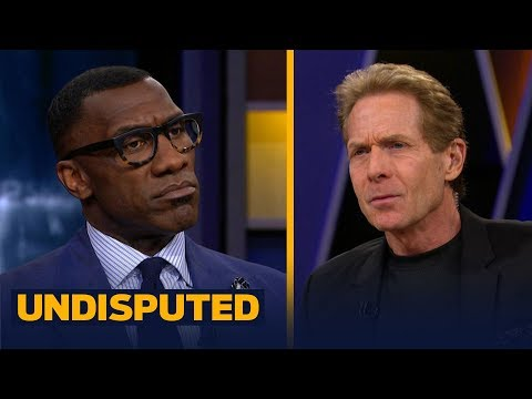 Skip Bayless and Shannon Sharpe reveal their 2018 NBA Finals predictions   UNDISPUTED