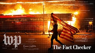 Who caused violence at the George Floyd protests? It wasn't antifa. | The Fact Checker
