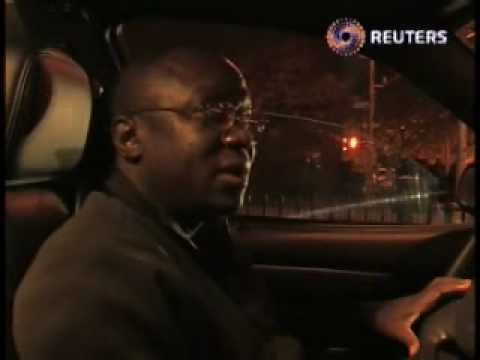 A Senegalese taxi-ride in New York City.wmv