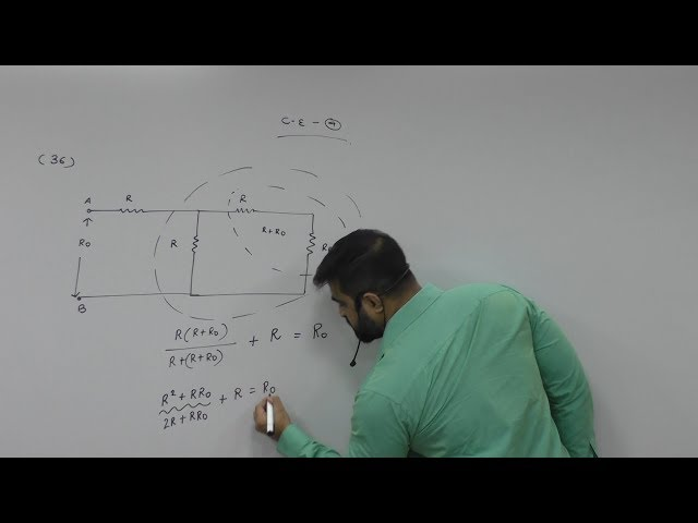 Current Electricity. Lecture 04. JEE (Main, Advanced)  NEET