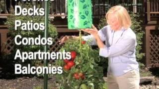 Topsy Turvy Tomato Planter - Upside Down Tomato Planter