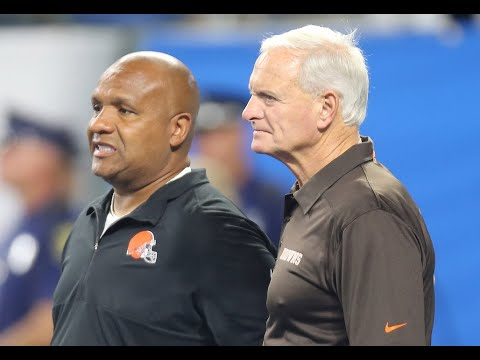 Terry Pluto talks Cleveland Browns vs. Pittsburgh Steelers and how a win could change the narrative