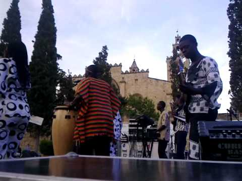 MUSIC & DANCE FROM ZIMBAGUE-SANT CUGAT-BCN-CATALUNYA-2011