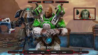 Quake Champions Saturday, Drop and stay a while