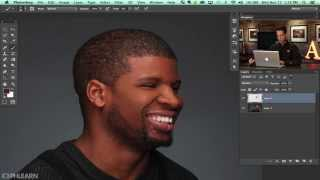 How to Retouch an Editorial Headshot in Photoshop (Part 1 of 3)
