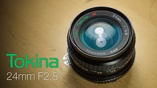 Tokina RMC 24mm F2.8 Review and Testing