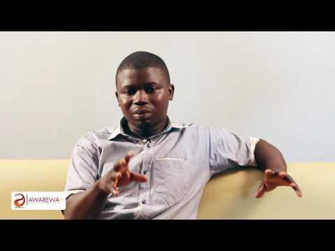 Fatoki Ayowale: The Graduate Who Quit Banking to Sell Akara