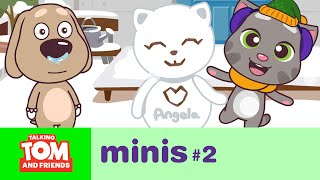 Talking Tom and Friends Minis - A Rough Start (Episode 2) thumbnail