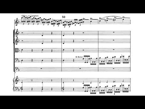 "Violin Concerto ""Autumn / L'Autunno"" in F major, Op. 8 No. 3 - Vivaldi (Score)"