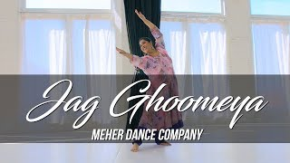 Jag ghoomeya | meher dance | chicago | indian dance | choreography | neha bhasin | bollywood