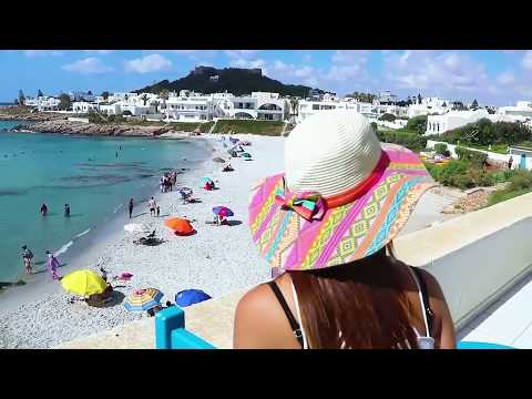 Discover Tunisia: Kelibia City  -  اكتشف تونس: مدينة قليبية