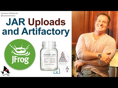 Five Different Ways To Upload JAR Files To JFrog Artifactory