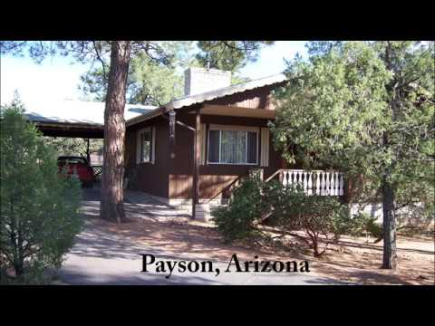 Home For Sale Payson, Arizona  YouTube