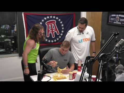 Barstool Intern Vocumentary - Going Viral With Billy Football And PMT