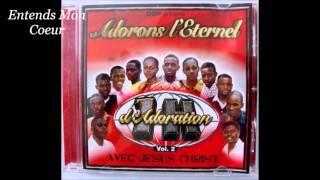Adorons l'Éternel 1 H d'Adoration AVEC JÉSUS-CHRIST Vol. 2