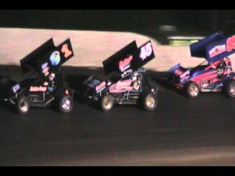 Cowtown 305 Sprints - Feature - June 23, 2012