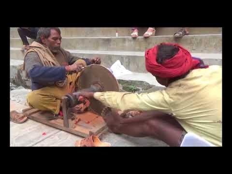 Точильщики ножей в Катманду