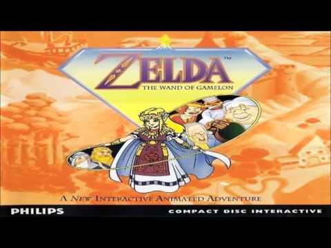 My Favorite VGM 243 - Zelda Wand Of Gamelon - Overworld Map Theme
