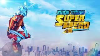 Snow Storm Superhero