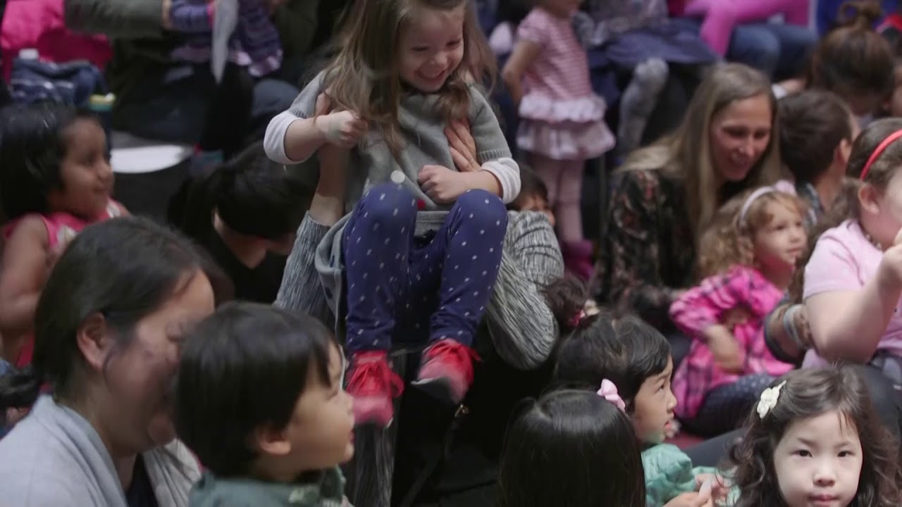 Storytime at the Atrium with Eric Litwin