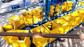 Завод Арматуры Контактной Сети (АКС)(Автоматическая линия по литью изделий из металла., 2015-07-27T16:43:01.000Z)