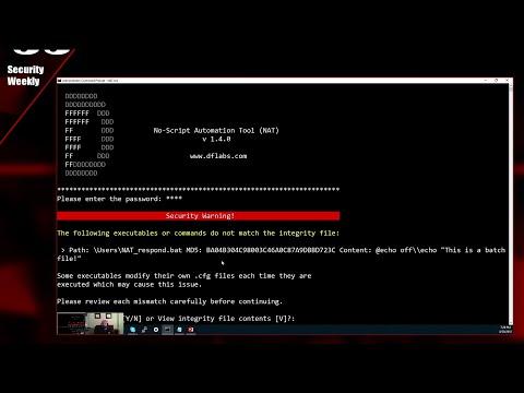 NoScript Automation Tool, John Moran  Paul's Security Weekly 573