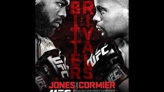 "EA UFC Jon ""Bones"" Jones vs Daniel ""DC"" Cormeir UFC Light heavyweight TITLE Fight (EA UFC PS4)"