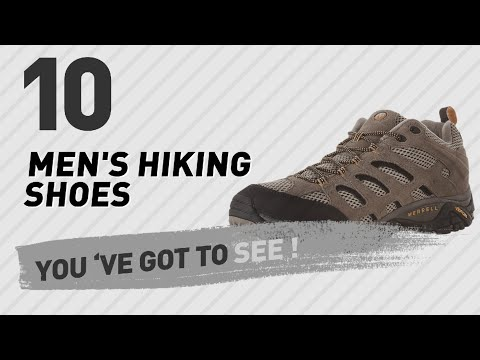 Merrell Hiking Shoes For Men Collection // New & Popular 2017