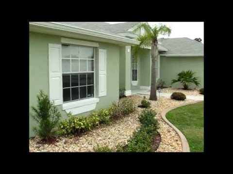Cocoa, FL Exterior Repaint Buckled Stucco And Chalky Paint   YouTube
