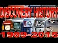 HIST�RIA Land Rover Discovery 1989-2015