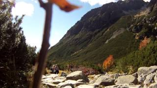 High Tatra Mountains, Koprowsky - Hiking, 06.10.2012
