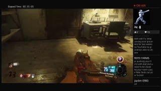 Zombie high round game play live kino ore totin