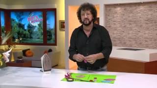 Jorge Rubicce - Bienvenidas en HD - Realiza una campanilla con Goma Eva.