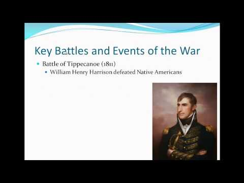 APUSH Review: War of 1812