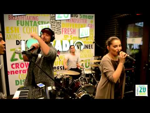 Mandinga si Fly Project - Hello (Live la Radio ZU)