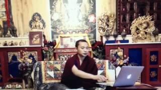 Geshe Chaphur Rinpoche